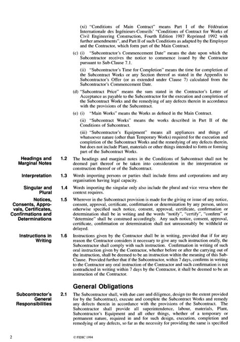 construction terms and conditions template images