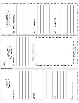 tri fold book report book report trifold use with any book marketing tri