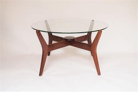 table basse ronde verre et bois table basse ronde en verre et bois urbantrott