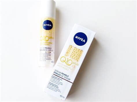 Etos Q10 Serum Anti Wrinkle Review review of nivea q10plus anti wrinkle serum pearls