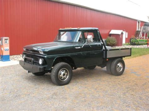 sell new 1962 chevy 3 4 ton 4wd truck in webberville