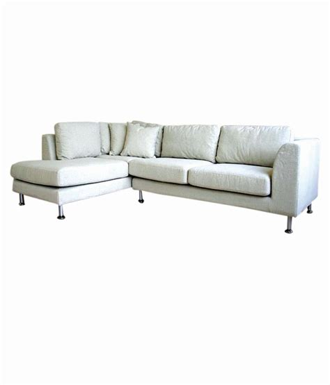 Sofa In L Shape by Romeo L Shaped Sofa Buy At Best Price In India On