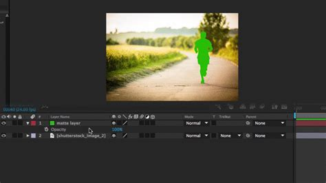 tutorial after effect rotoscoping the 10 most important tools in after effects