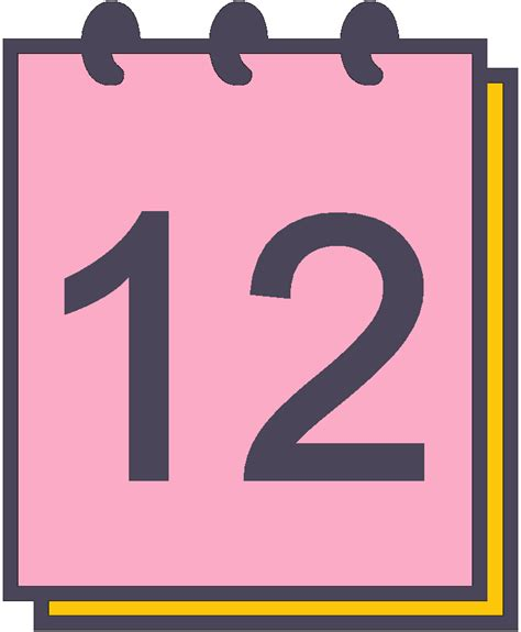 Wiki How Calendrier File Calendar 12 Png Wikimedia Commons