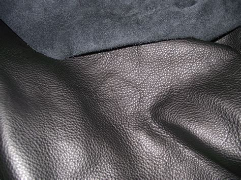 Cowhide Upholstery Leather - antique leather black upholstery leather leather cowhide