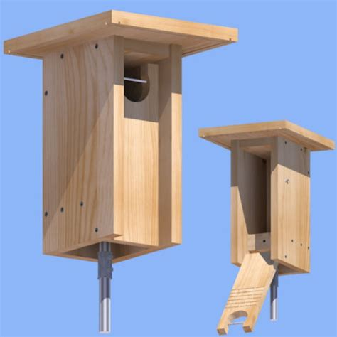 bluebird bird house plans bluebird house plans revised lenker nest box plans welcome to the bluebird society