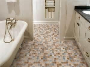 Bathroom floor ideas help you choose the best flooring