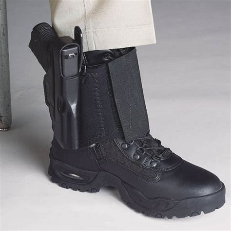 boot extender for concealed carry ankle holsters by galco