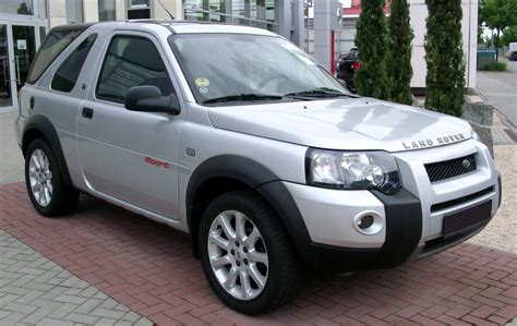land rover freelander 2005 2005 land rover freelander information and photos