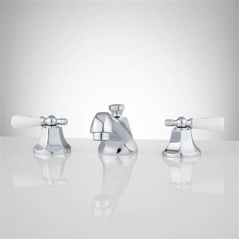 porcelain bathroom faucets new york widespread bathroom faucet small porcelain lever handles bathroom