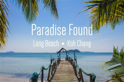 long easy tattoo koh chang paradise found on long beach koh chang the lost passport