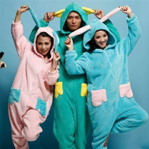 Blue Summer Bunny Longpants Pajamas 17 best images about animal onesie kigurumi pajamas on