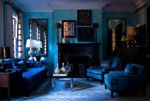 Blue Room Decor Dipped In Blueberry Monochromatic Rooms