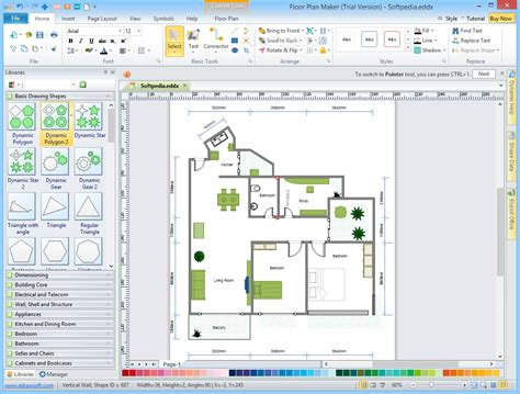 blueprint creator free floor plan maker download