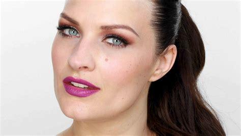 pixie woo swiss chocolate heroine makeup youtube