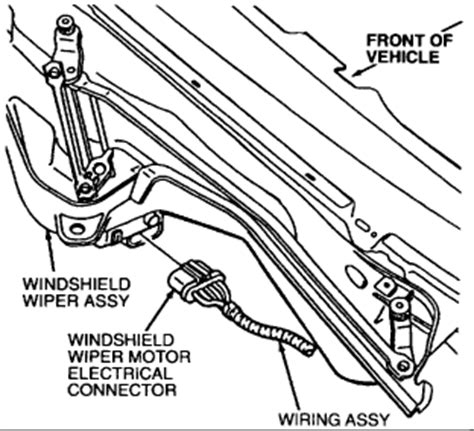 car engine manuals 1997 ford crown victoria windshield wipe control i have a 1997 ford crown victoria and the wiper motor went bad i picked up a used one at a junk