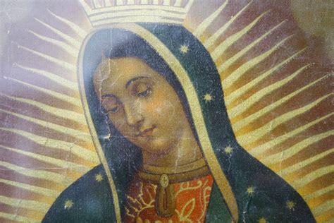 imagenes de la virgen de guadalupe antiguas antigua y original virgen de guadalupe 1 500 00 en