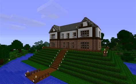 minecraft homes aesthetically pleasing homes buildings