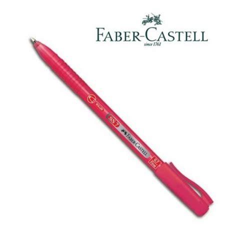 Bolpen Fabercastell 1 0 Cx Colour faber castell cx 7 pen