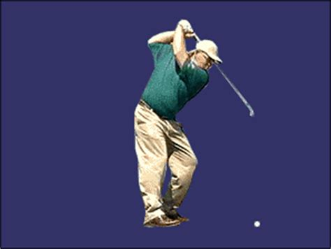 john daly swing bbc sport golf skills john daly s swing analysed