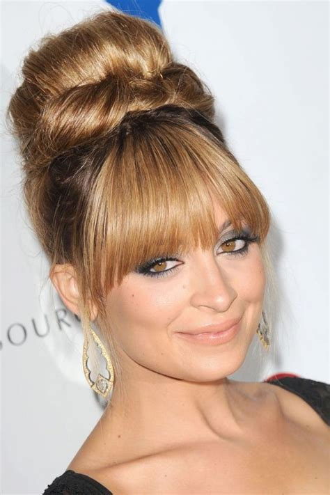 easy hairstyles for school with fringes 183 best images about bouffant on pinterest 60s hair