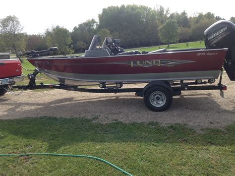 lund boats for sale minnesota lund 1875 impact boats for sale in minnesota