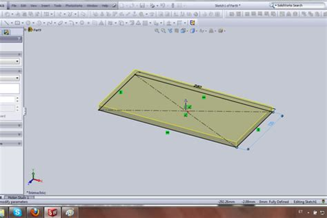 solidworks linear sketch pattern direction tutorial how to create a linear pattern grabcad