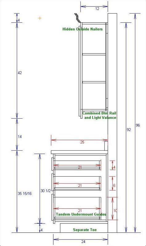 Shelf In Kitchen by Cabinet Pro Cabinet Making Software Providing Cutlists