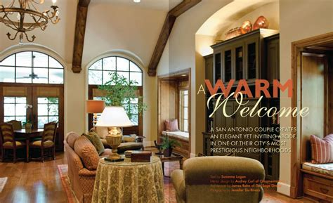 a warm welcome ornamentations interior design and