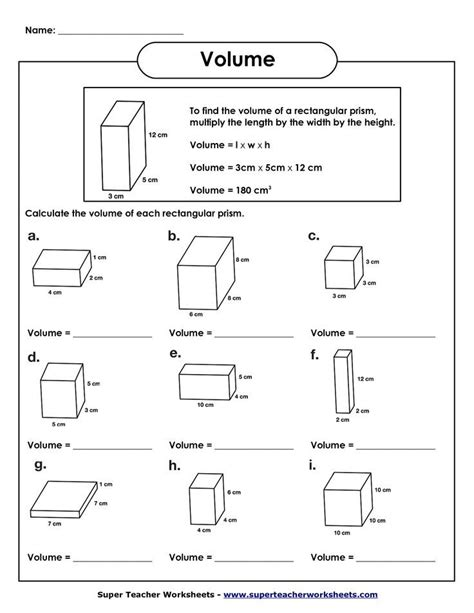 Volume Of Shapes Worksheet by 17 Best Ideas About Perimeter Worksheets On