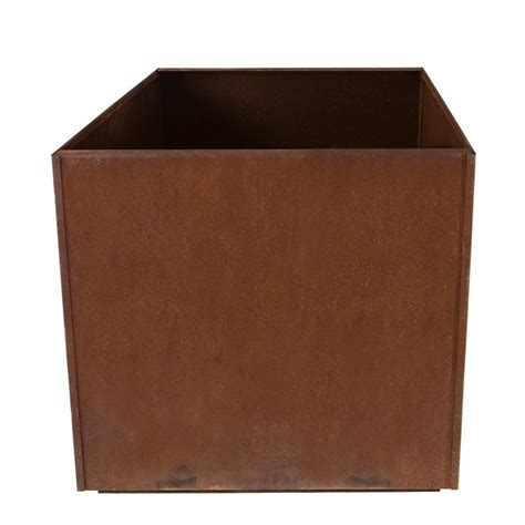 allmodern open box 1000 ideas about corten steel planters on pinterest