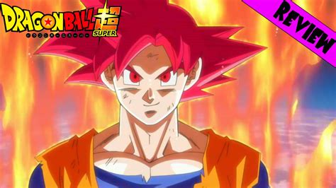 dragon ball super 1 8491460004 dragon ball super one of the best anime episodes ever episode 11 review youtube