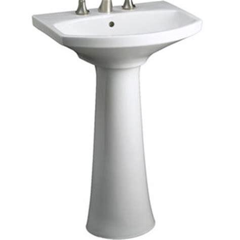 k2362 8 0 cimarron pedestal bathroom white at shop