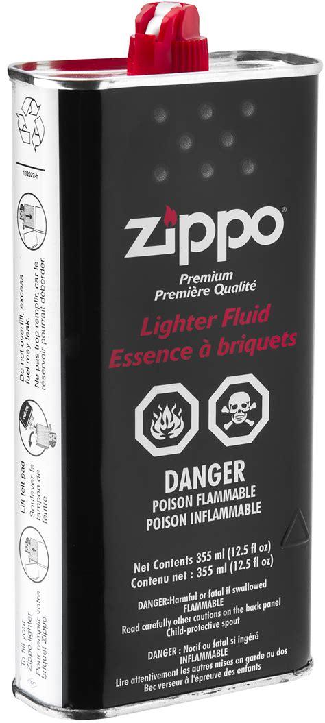 Fluid Large 355ml Minyak Zippo image gallery lighter fuel