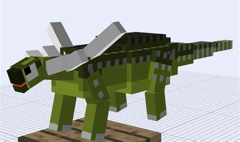 Minecraft Papercraft Dinosaur - jurassic park content pack mods discussion minecraft