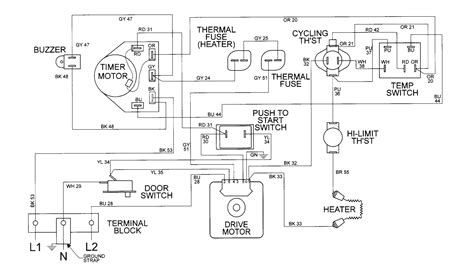 maytag performa dryer installation wiring diagrams