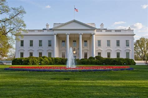 United States White House 29 Most Majestic And Beautiful Presidential Palaces In The