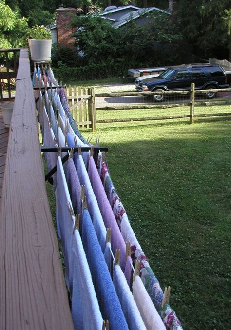 Clotheslines For Small Backyards by Best 25 Clotheslines Ideas On