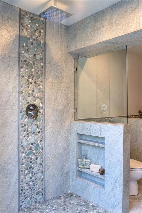 shower ideas these 20 tile shower ideas will have you planning your bathroom redo