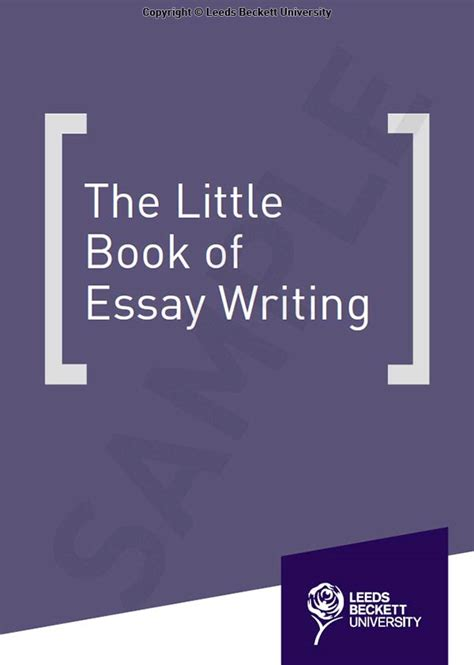 Book On Essay Writing by Preview Of The Book Of Essay Writing