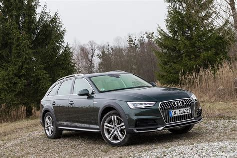 Audi A4 Offroad by Audi A4 Allroad Quattro Allrounder Mit Offroad Qualit 228 T
