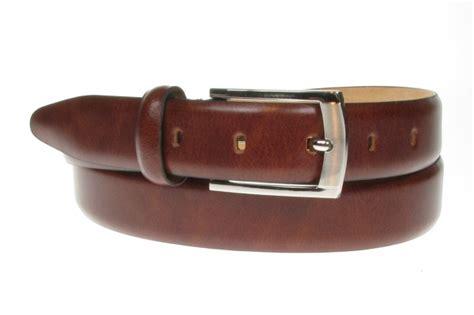 30mm wide premium leather brown belt style 8038 gents shop