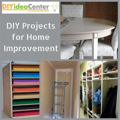 diy projects  home improvement diyideacentercom