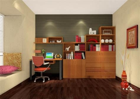 color scheme study room