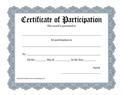 ms office certificate template printable blank grocery