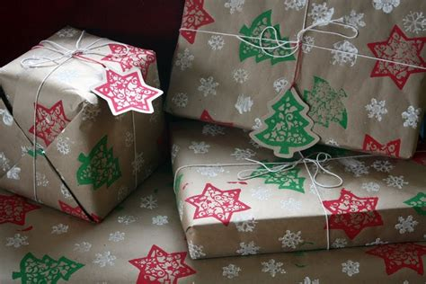 Make Wrapping Paper - filth wizardry wrapping paper printing with
