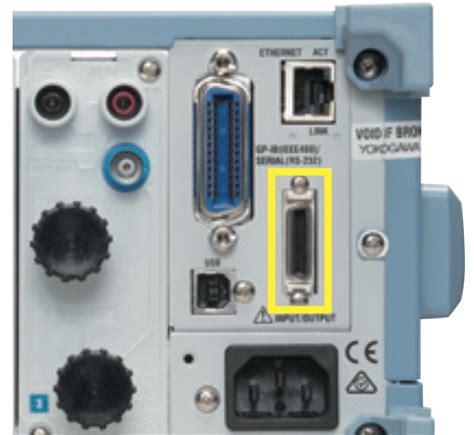 Multimeter Yokogawa wt300e digital power meter yokogawa test measurement