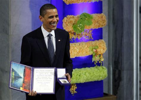 barack obama biography nobel prize obama accepts controversial nobel peace prize people s