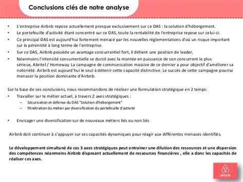 airbnb vision and mission airbnb diagnostic et formulation strat 233 gique