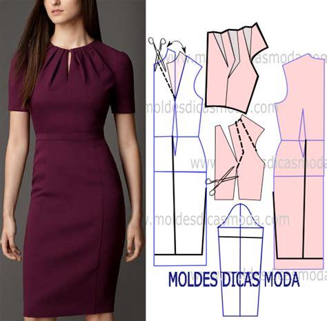 moldes vestidos de fiesta molde de vestido lilas 260 moldes moda por medida